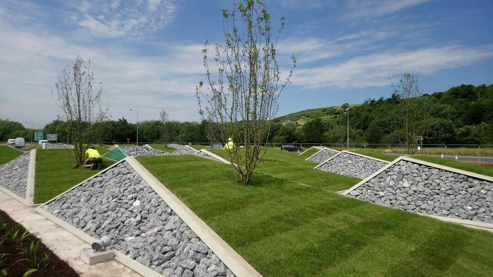 Landscape Architect Cork - Halfway Roundabout, Co. Cork